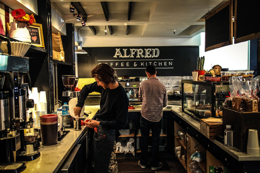 Image result for Alfred Coffee and Kitchen